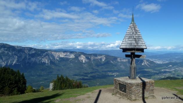 Dreiländerecke Österreich - Slowenien - Italien