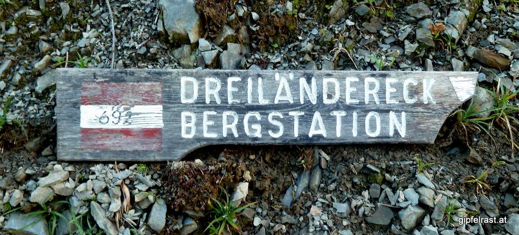 Salzsteigweg 09: Bis an die Grenze!