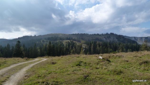 Blick zur Hinteren Staritzen