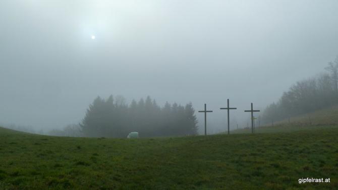 Der ewige Kampf: Sonne gegen Nebel