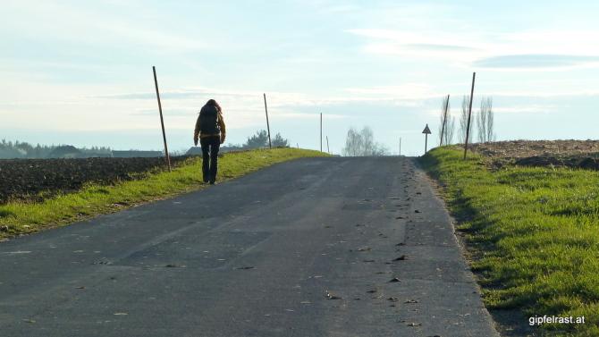 Straßenabschnitt
