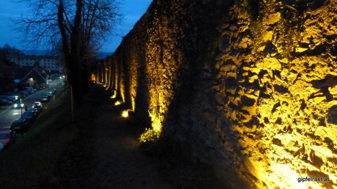 Beim Schloss Hartberg