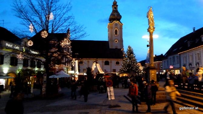 Hartberger Weihnachtsmarkt