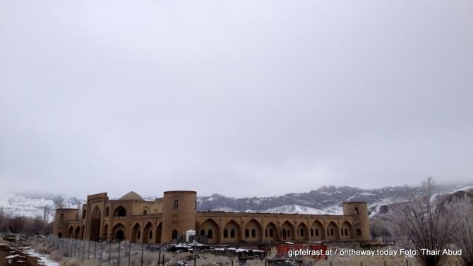 Meine (virtuelle) Postkarte aus dem Iran