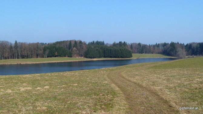 Beim Ragginger See