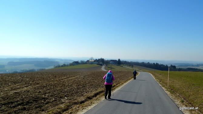 Es ist noch ein weiter Weg bis Andorf