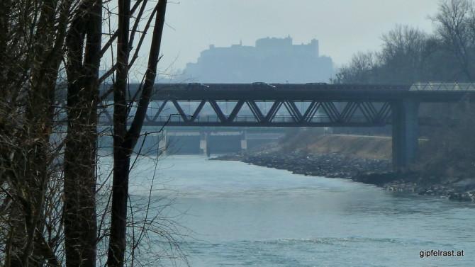 Salzburg in Sicht!