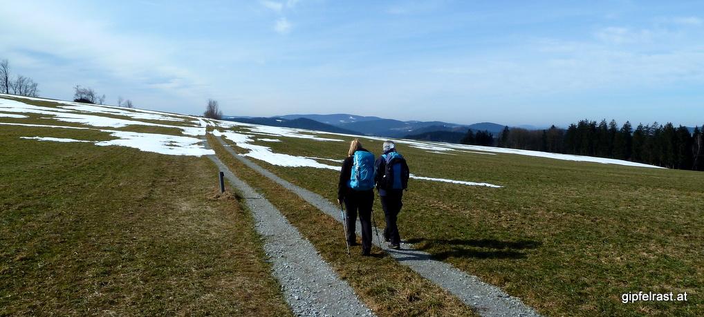 Rupertiweg 10: Ameisberg & Rannatal