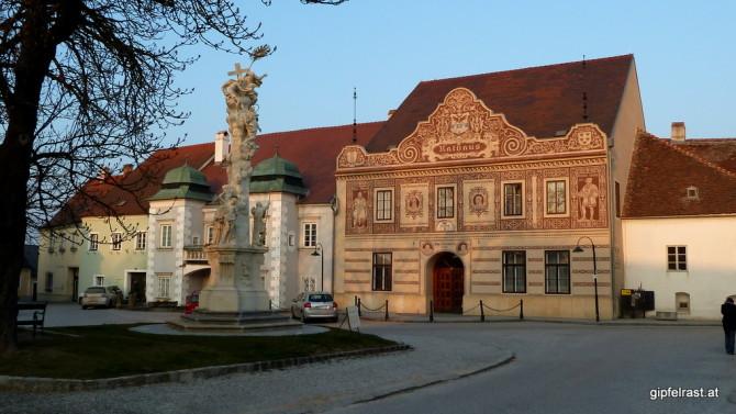 Am Drosendorfer Hauptplatz