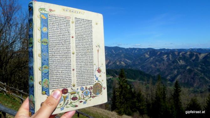 (Gipfel-)Buch Genesis