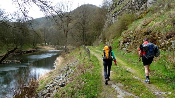 Wandern im Thayatal