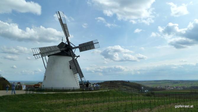 Die Retzer Windmühle
