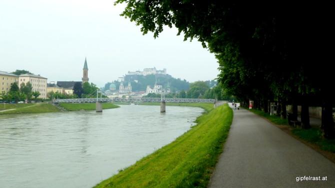 Salzach & Salzburg