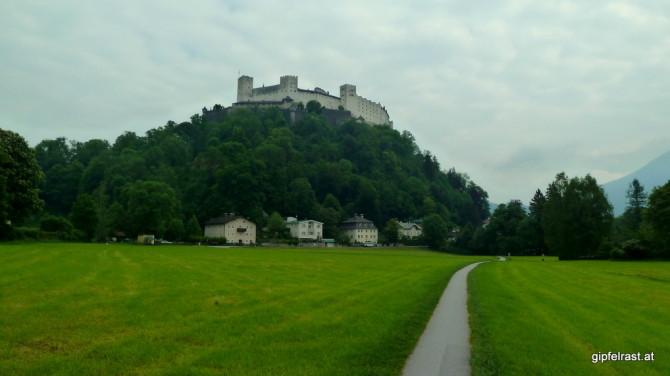 Ich verlasse Salzburg