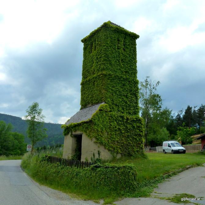 Der Wetterturm in Rinnegg