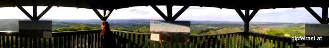 Viel Steiermark gibt's hier zu sehen!
