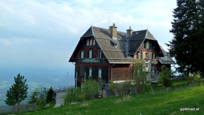 Das Stubenberghaus am Schöckl