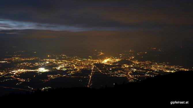 Das Salzburger Lichtermeer