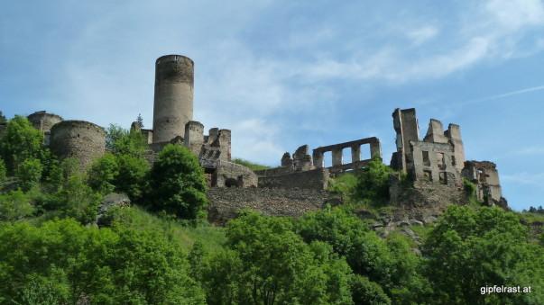 Ruine Kollmitz