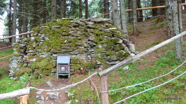 Denkmal beim Achnertörl