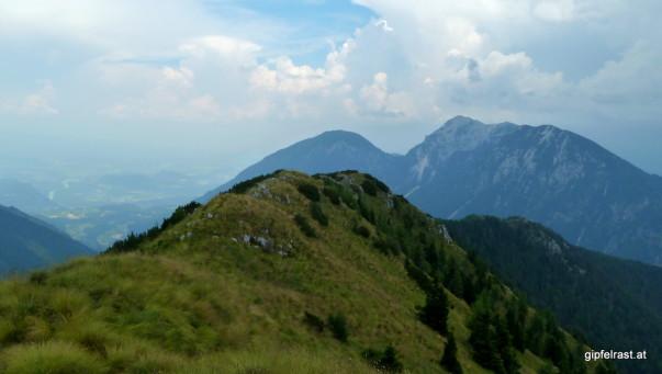 Der Hochobir, einer der Kärntner Berge schlechthin