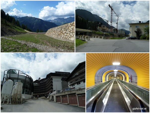 Paznauntaler Tourismus Lowlights