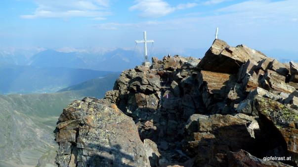 Auf 2971 Metern