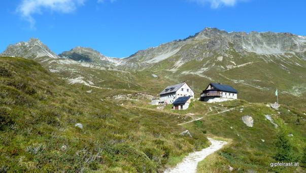 Die Friedrichshafener Hütte