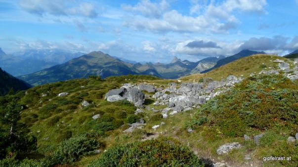 Am Prättigauer Höhenweg