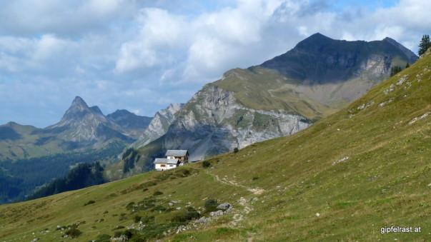 Die Schesaplana Hütte