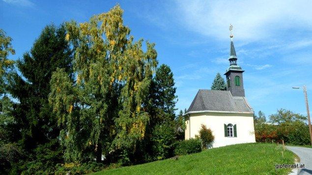 Die Johanneskapelle