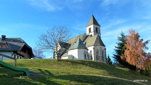 Kirche am Magdalensberg
