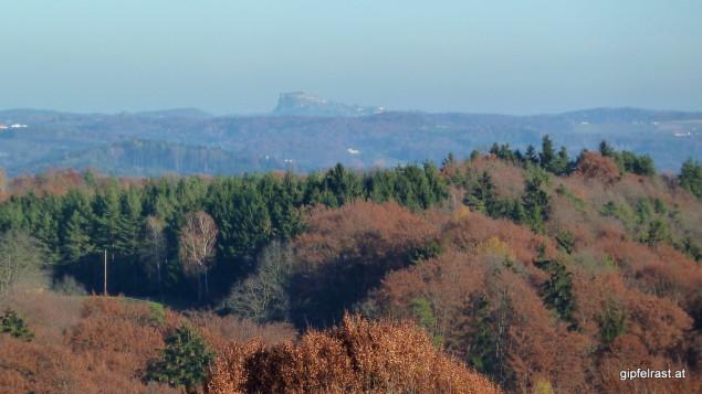 Blick zur Riegersburg