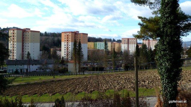 Ein Hauch Deutschland: Die Wohnanlage 'Berliner Ring'