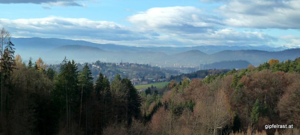 Grazer Stadtwanderung #2: Auf der Alm