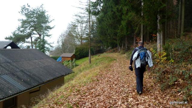 Über den Dächern von Hochfeld