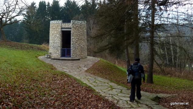 Bei der Josef Krainer Gedenkstätte