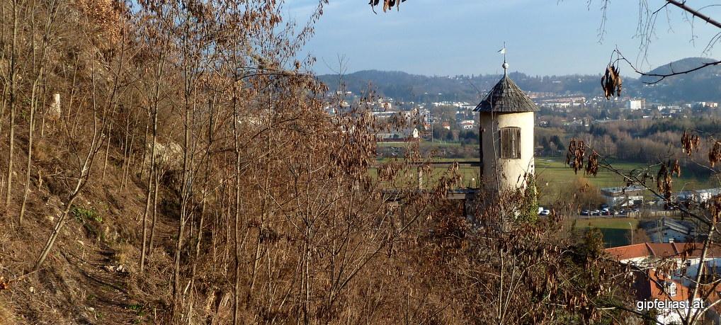Grazer Stadtwanderung #4: Rapunzel & Co.