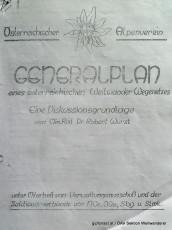 Generalplan Weitwanderwege