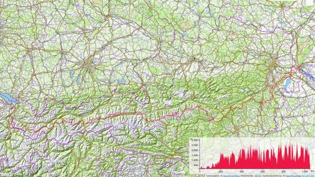 Am Zentralalpenweg 02 quer durch Österreich