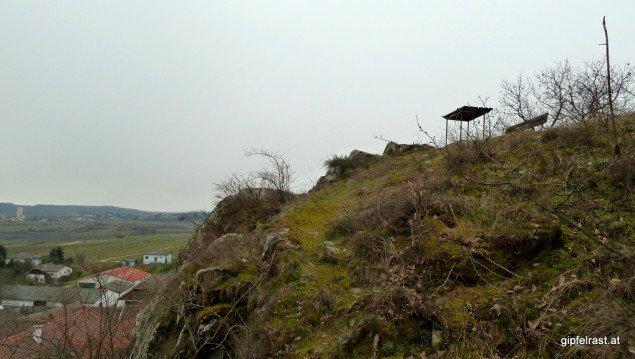 Der Aussichtsplatz bei Leodagger