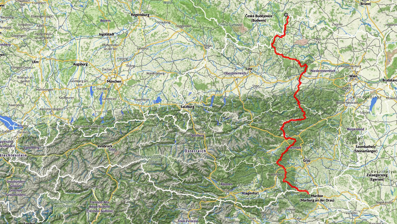 Zu Fuß durch Österreich – Letzte Vorbereitungen