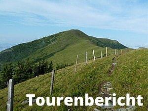 Zentralalpenweg Rossbachkogel