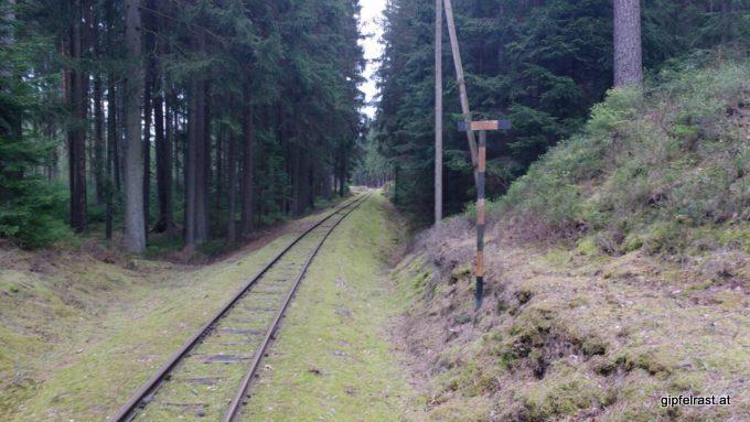 Waldviertler Eisenbahnromantik