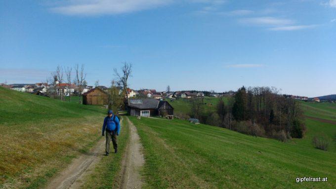 wir verlassen Liebenau