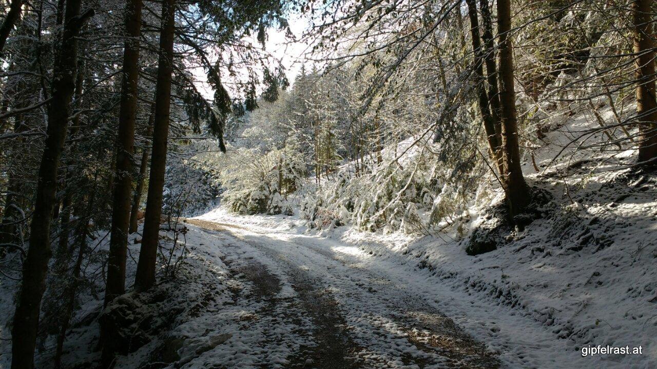 Winterstimmung at it's best