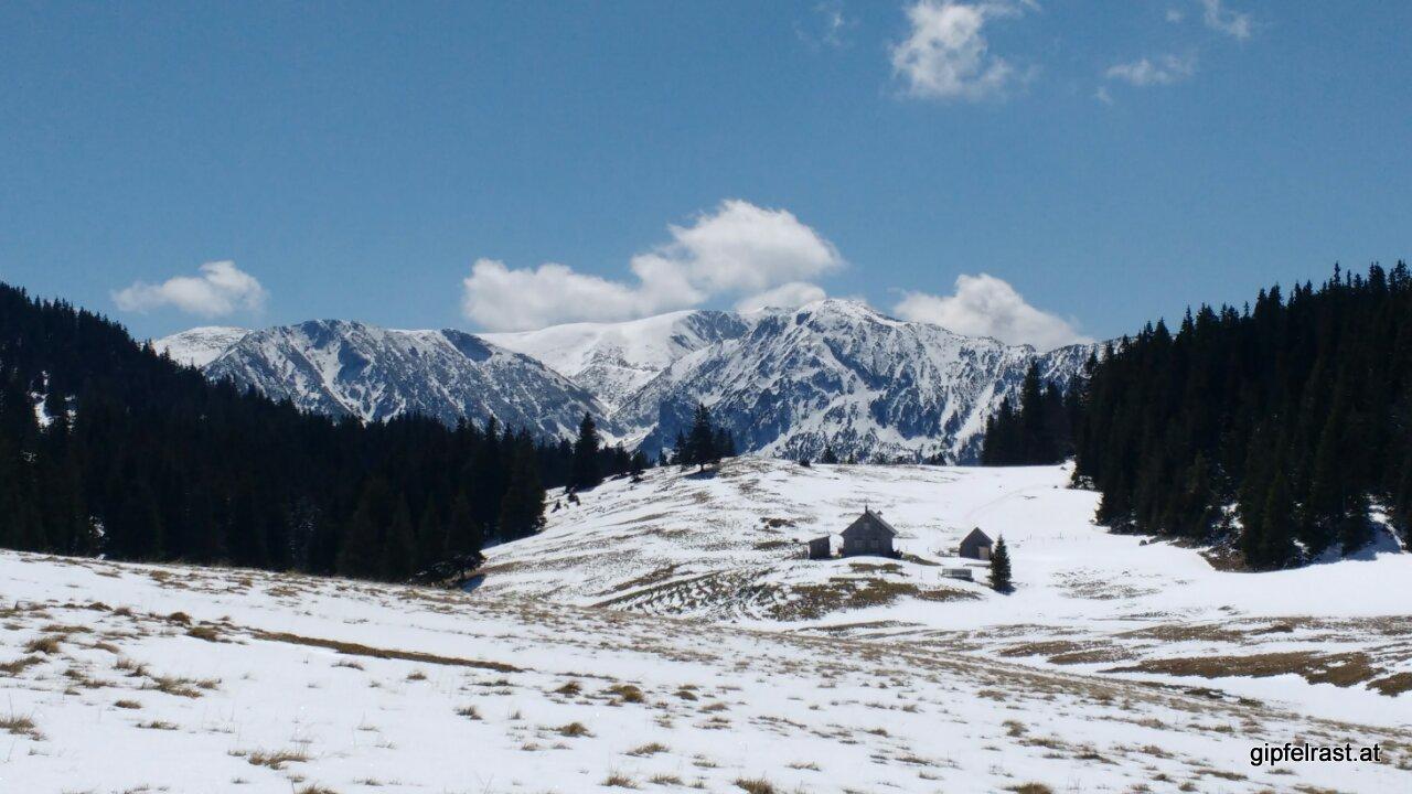 Schnee von gestern – #südwärts Tag 15