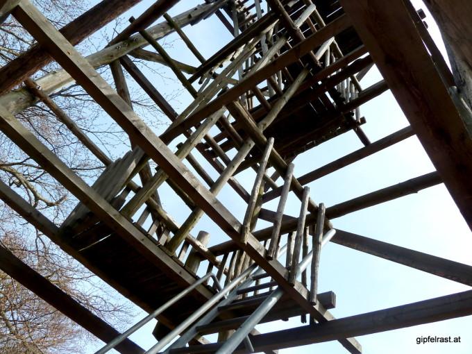 Knarzt & knirscht: Der Seekopfturm