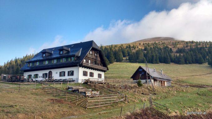 Gleinalmschutzhaus & Notunterkunft