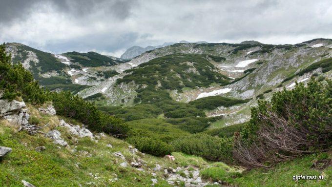 Ich mag die Landschaft!